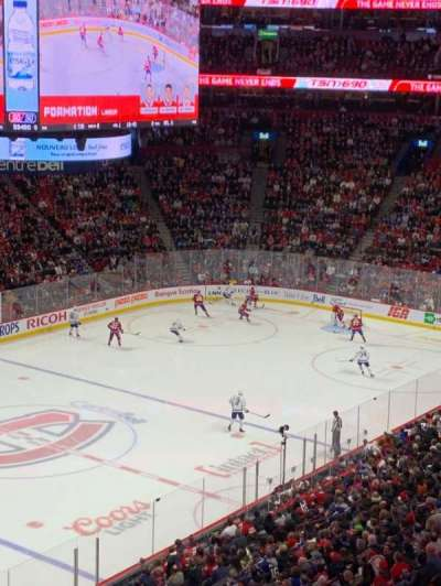 Centre Bell section 216