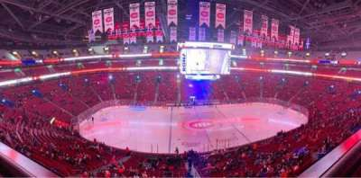 Centre Bell section 214