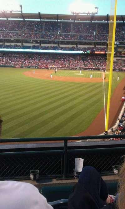 Angel Stadium, section: C301, row: c, seat: 8