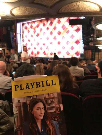 Brooks Atkinson Theatre section Orchestra R