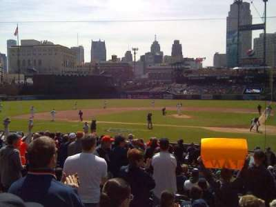Comerica Park, section: 131, row: 24, seat: 7-8