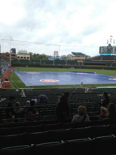 Wrigley Field, section: 224, row: 7, seat: 109