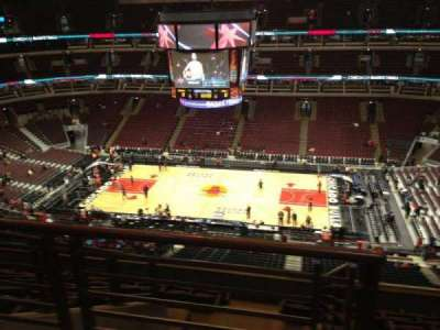 United Center section 333