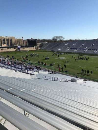 Ryan Field, section: 125, row: 53, seat: 7