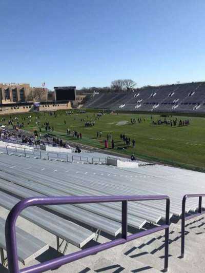 Ryan Field, section: 124, row: 46, seat: 26
