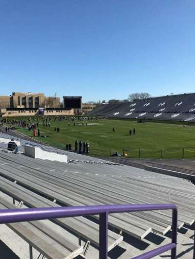 Ryan Field, section: 122, row: 28, seat: 10