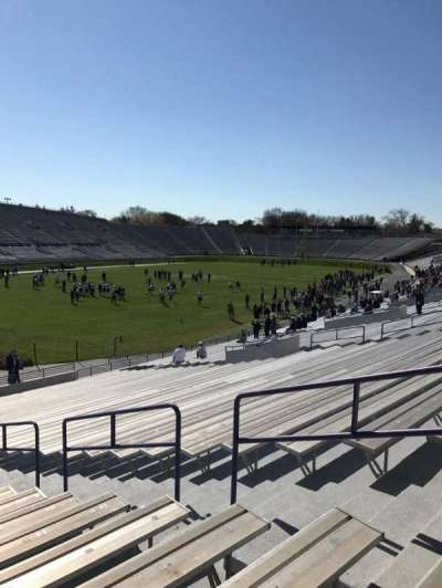 Ryan Field, section: 136, row: 33, seat: 5
