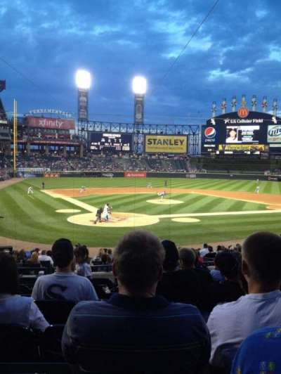 Guaranteed Rate Field, sección: 130, fila: 23, asiento: 5