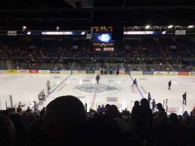 War Memorial at Oncenter, section: 5, row: L, seat: 1