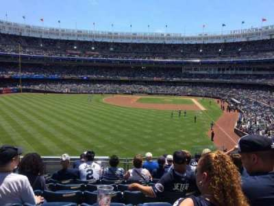 Yankee Stadium, section: 234, row: 9, seat: 7