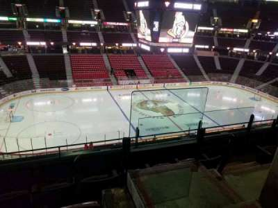Canadian Tire Centre, section: 310, row: d, seat: 2