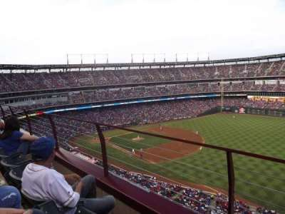 Globe Life Park in Arlington section 339