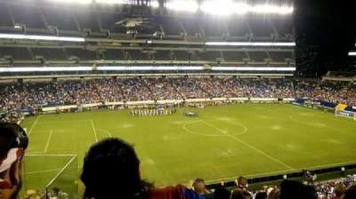 Lincoln Financial Field section C19