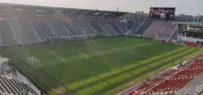 Audi Field section 112