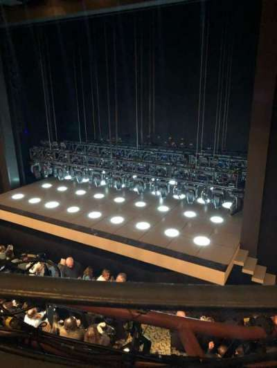 Lunt-Fontanne Theatre, section: Mezz, row: A, seat: 10