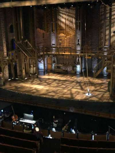 Boston Opera House section Dress Circle