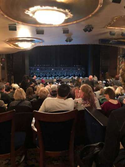 Lunt-Fontanne Theatre section Orchestra R