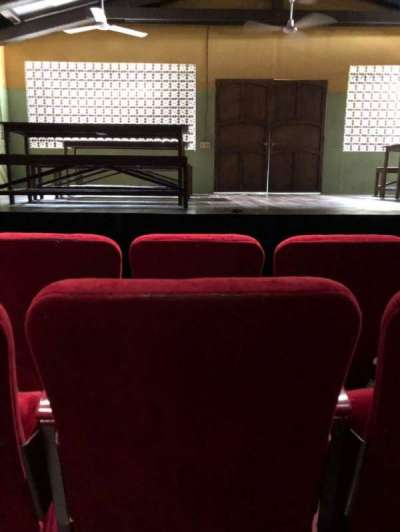 Lucille Lortel Theatre, section: Orch, row: C, seat: 108