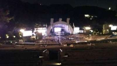 Hollywood Bowl, section: U1, row: 15, seat: 2