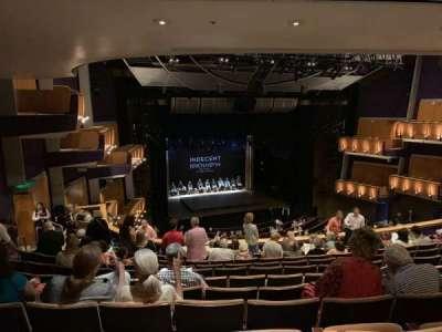 Ahmanson Theatre section Mezz Left