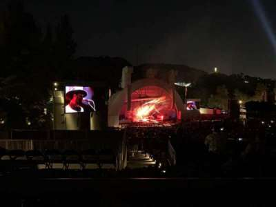 Hollywood Bowl section P3