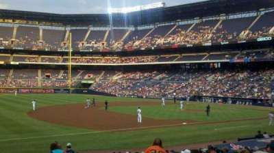 Turner Field section 120