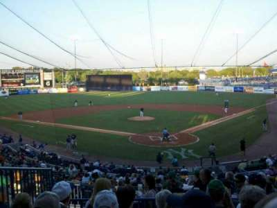 George M. Steinbrenner Field, section: 212, row: F, seat: 7