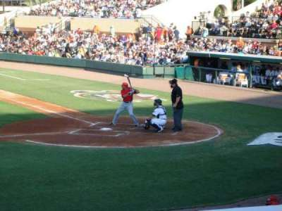 Joker Marchant Stadium, section: 210, row: G, seat: 12