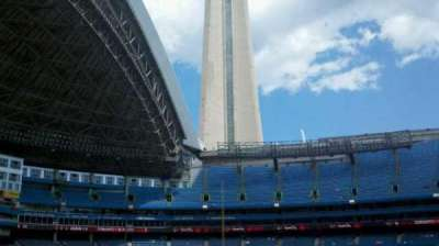Rogers Centre, section: 130AR, row: 24, seat: 7