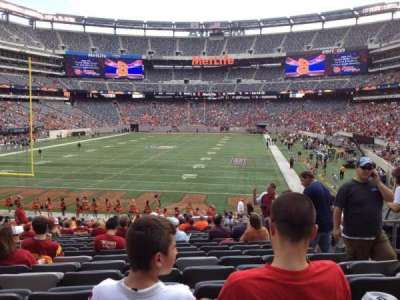 MetLife Stadium, section: 149, row: 25, seat: 5