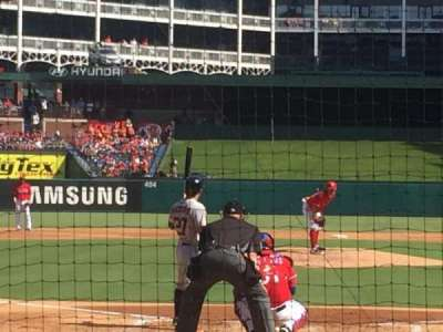 Globe Life Park in Arlington, section: 25, row: 2, seat: 11