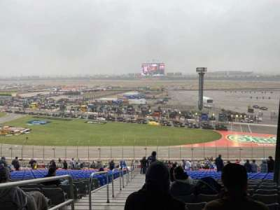 Texas Motor Speedway, section: 119, row: 59, seat: 1