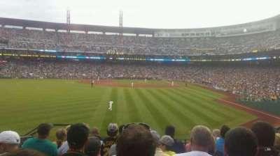 PNC Park, section: 235, row: H, seat: 17