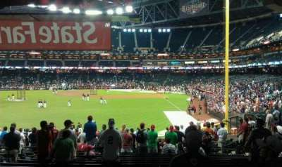 Chase Field, section: 139, row: 38, seat: 18