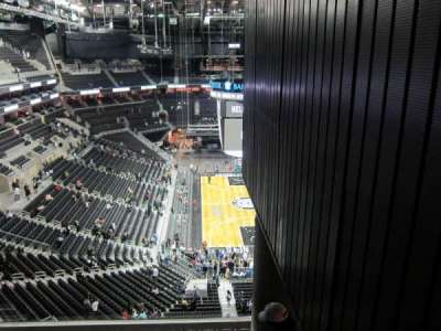 Barclays Center section 217