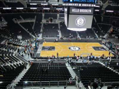 Barclays Center, section: Suite B11, row: Suite, seat: Suite