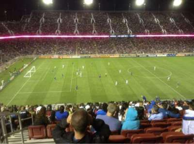 Stanford Stadium, section: 215, row: BB, seat: 20-21