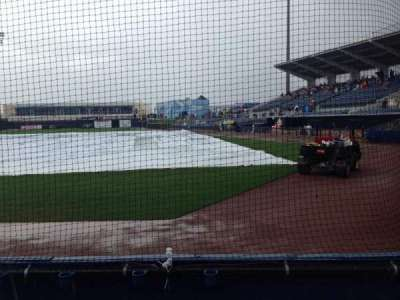 Charlotte Sports Park, section: 110, row: 3, seat: 7