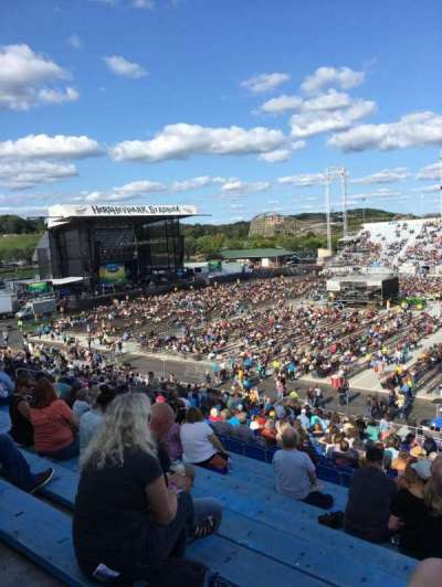 Hershey Park Stadium, section: 5, row: Y, seat: 2