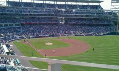 Nationals Park section 228
