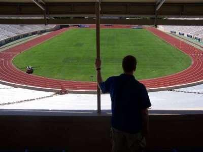 Wallace Wade Stadium, section: Alumni Box