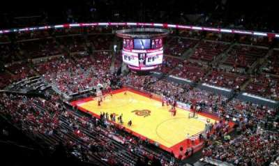 Value City Arena, section: 317, row: S, seat: 18