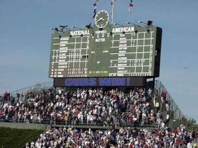 Wrigley Field section 135