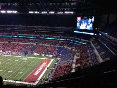 Lucas Oil Stadium section 634