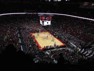Value City Arena, section: 333, row: Q, seat: 8
