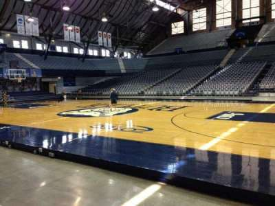 Hinkle Fieldhouse, section: 2, row: C, seat: 1