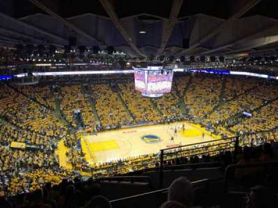 Oracle Arena section 219