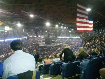Allstate Arena, section: 213, row: S, seat: 49