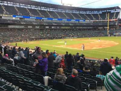 Guaranteed Rate Field section 118