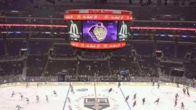 Staples Center, section: Suite C34